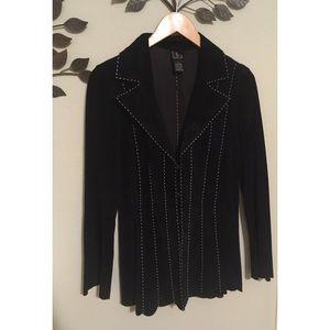 INC 100% Leather Jacket